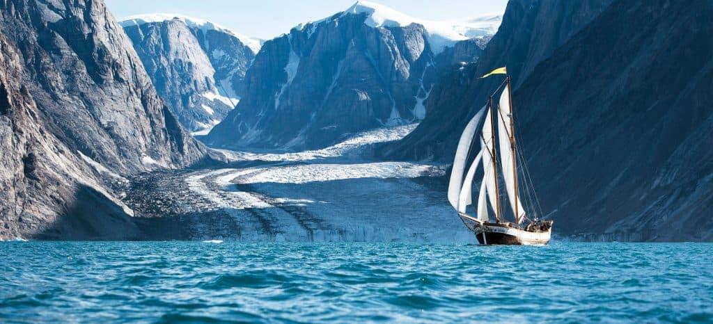 Verken het Arctische landschap en de natuur op een van de meest afgelegen plekken ter wereld